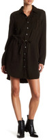 Hudson Peyton Military Shirtdress