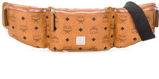 MCM Monogram Belt Bag