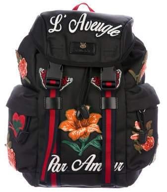 1c85f20c9919 Gucci Black Men's Backpacks - ShopStyle