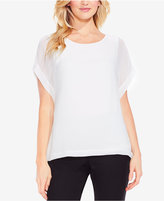 Vince Camuto Scoop-Neck Extended-Shoulder Top