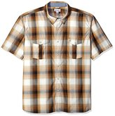 Carhartt Men's Big and Tall Bozeman Short Sleeve Shirt