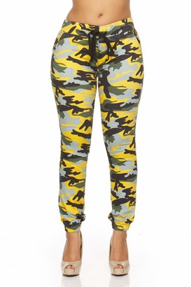 YDX Women's Twill Stretchy Jogger Pants