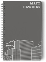 Minted Cityscape Day Planner, Notebook, or Address Book