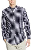 Brooks Brothers Men's 100047196_BLUNAVY Casual Shirts,(Manufacturer Size:X-Large)