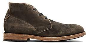 Frye Men's Bowery Suede Chukka Boots