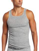 C-In2 Men's Core Basic Square Neck Tank Top