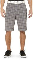Puma Tech Plaid Golf Bermuda Shorts