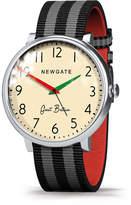 Newgate Clocks - Club Military Watches - Grey & Black Strap
