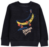 Bellerose Sale - Fou Banana Board Sweatshirt