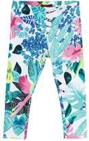 Catimini Lagoon Floral Leggings - Girls