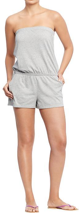 Old Navy Women's Jersey Tube Rompers