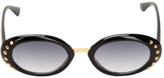 Italia Independent I-I Mod Monica Embellished Sunglasses
