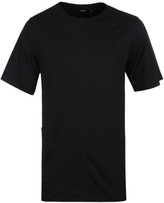Blood Brother Dose Black Crew Neck T-shirt