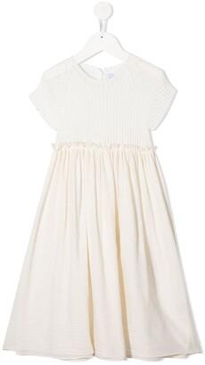 Violeta E Federico Knitted Dress