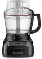 KitchenAid KFP1333 Artisan Exact Slice Food Processor Onyx Black