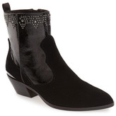 Donald J Pliner &Jessie& Block Heel Boot (Women)