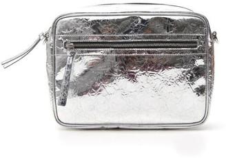 MM6 MAISON MARGIELA Metallic Crossbody Bag