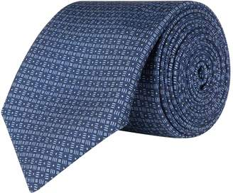 Corneliani Silk Printed Tie