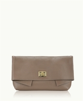 GiGi New York Claire Clutch French Goatskin