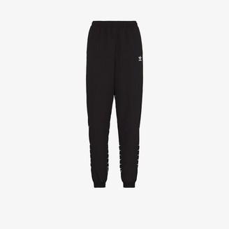 adidas Logo Print Track Pants