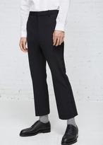 Jil Sander black nelson trouser