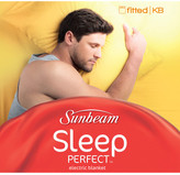 Sunbeam Sleep Perfect Fitted King