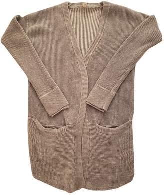 Lululemon Grey Cotton Knitwear for Women
