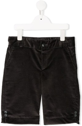 Siola Tailored Corduroy Shorts