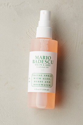 Mario Badescu Facial Spray With Aloe, Herbs and Rosewater By in Pink