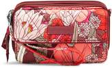 Vera Bradley All in One Crossbody for iPhone 6+