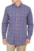 Paul & Shark Long Sleeve Multi Check Shirt