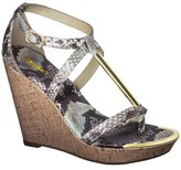 Mossimo Women's Pembroke Wedge Sandal - Assorted Colors