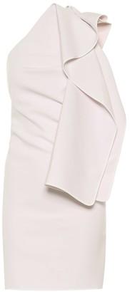 Maticevski For Keeps stretch-crepe minidress