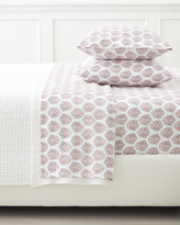 Serena & Lily Extra Sanibel Pillowcases (Set of 2) - Weathered Coral