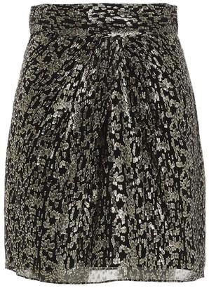 IRO Jeyna Mini Skirt