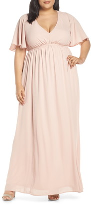 Show Me Your Mumu Emily A-Line Gown