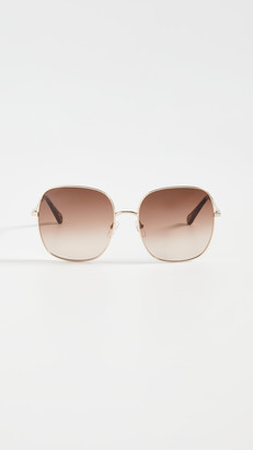 Chloé Elize Oversized Sqaure Sunglaseses