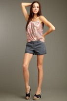 IT Jeans !iT Jeans Da-Nang Woven Slouchy Short
