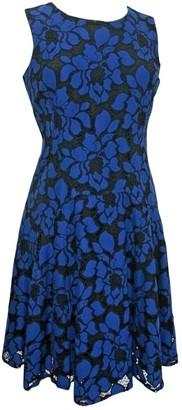 Tommy Hilfiger Blue Lace Dress for Women