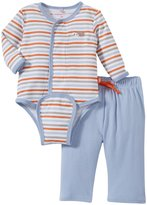 Magnificent Baby Woodland Origami Pant Set (Baby) - Multicolor-9 Months