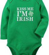 Carter's St Patty's Bodysuit