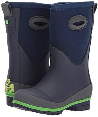 Western Chief Neoprene Kid's Boots (Toddler/Little Kid/Big Kid) (Black) Kids Shoes