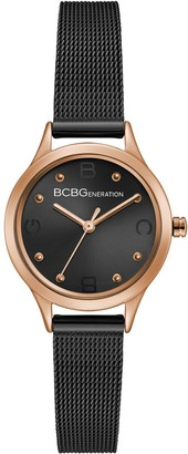 BCBGeneration Women's Black Dial Watch
