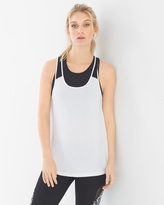 Soma Intimates Drape Back Sports Tank Top