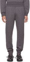 Prada Grey Tech Jersey Lounge Pants