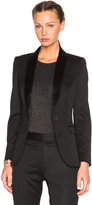 Burberry Claremont Tuxedo Jacket