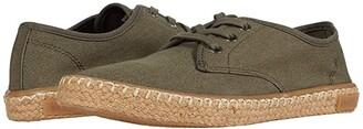 SeaVees Cardiff Espadrille (Dark Olive) Men's Shoes