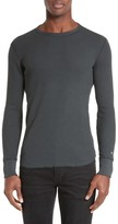 Rag & Bone Men's Standard Issue Long Sleeve Thermal T-Shirt
