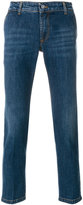 Entre Amis stonewashed slim-fit jeans