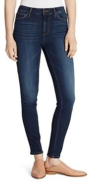 Ella Moss High-Rise Skinny Jeans in Willa